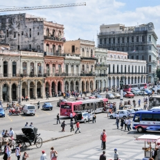 La Habana Vieja, El Capitolio, Cuba