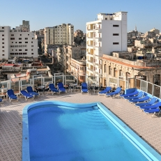 Hotel Deauville, La Habana, Cuba