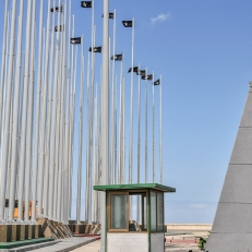 Plaza antiimperialista, Habana, Cuba