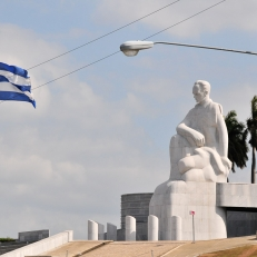 Plaza de la revolucion, Memorial José Marti, Habana, Cuba