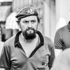 Fidel Castro look a like, La Habana, Cuba