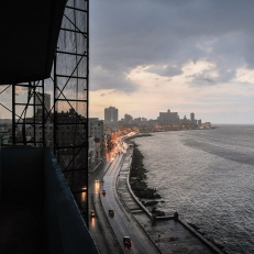 Malecon, Havanna, Cuba