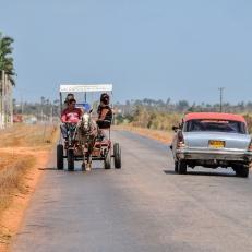 Bei Colon - auf dem Weg von Havanna nach Cienfuegos, Cuba