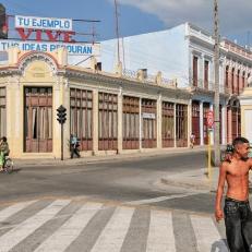 Pueblo nuevo, Cienfuegos, Cuba