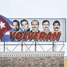 Cienfuegos -Sie werden zurueckkehren-, Cuba