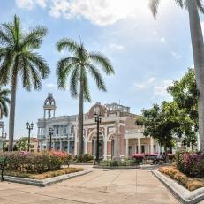 Park Jose Marti, Cienfuegos, Cuba