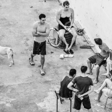 Gymnasio, Cienfuegos, Cuba