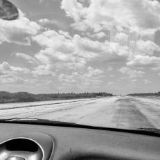 Autopista Nacional von Santa Clara nach Valle de Vinales, Cuba