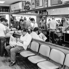 Beirut, Mikes Barber Shop