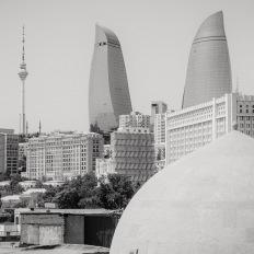 Baku, İçəri Şəhər