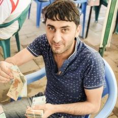 Baku, Caffee owner