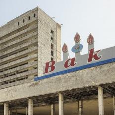 Baku, Jafar Jabbarly