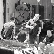 Baku Barber Gang