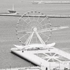 Baku, Farris Wheel