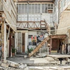 Baku, before demolition