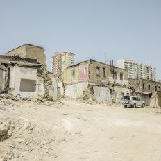 Baku, Gentrification has already startet