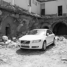 Baku, gentrification, the new tenant?