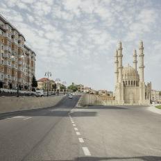 Baku, Nəsimi, Heydar Mosque