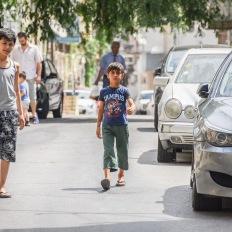 Baku, Streetlife