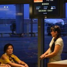 warten auf Bishkek PC 702