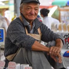 Oshbazar, Bishkek, Kirgistan