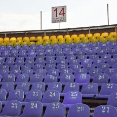 Spartak Stadion, Bishkek, Kirgistan