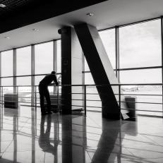 Almaty-Boraldi Airport, Kasachstan