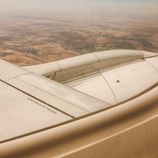 Flug Almaty - Astana, Kasachstan