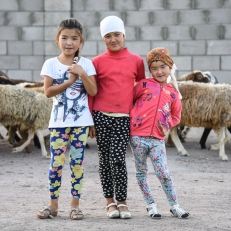 Tamchy, Kirgistan