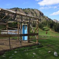 Jeti-Oguz, Kirgistan