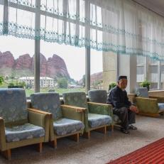 Sanatorium Jeti-Oguz, Kirgistan