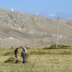 Kyzyl-Tuu, Kirgistan