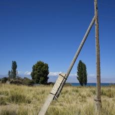 Bei Kara-Talaa, Kirgistan
