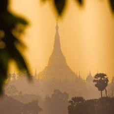 Myanmar, Yangon, Kandawgyi Nature Park