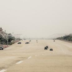 Myanmar, Naypyidaw