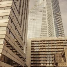 Paris, La Défense, Les Citadines