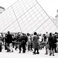 Paris, Palais du Louvre