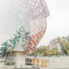Paris, Fondation Louis Vuitton