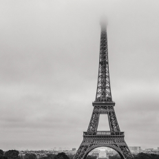 Paris, Trocadero, Eifelturm