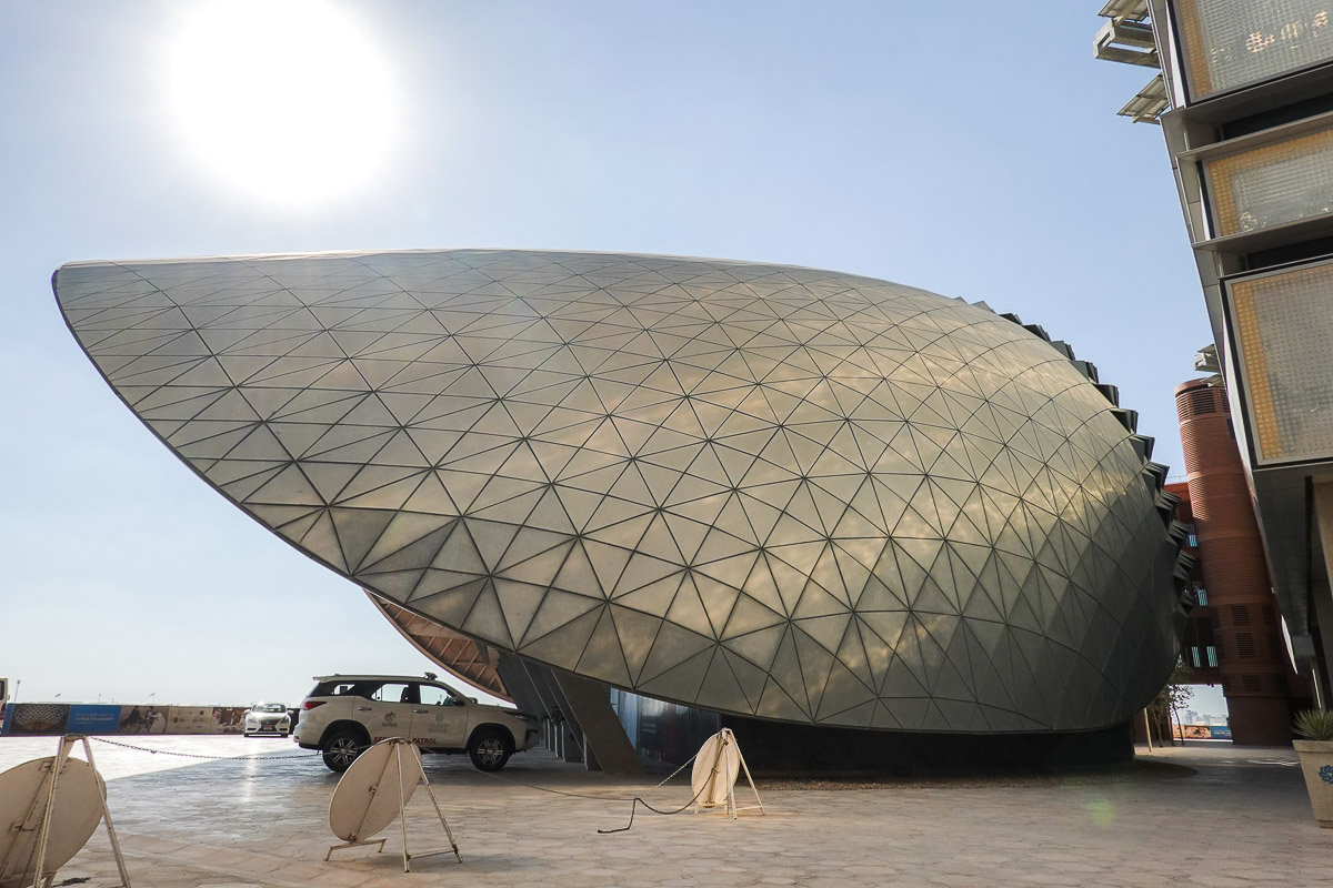 Abu Dhabi, Masdar Sustainable City