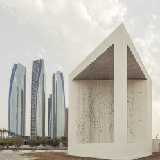 Abu Dhabi, The Founders Memorial (of Sheikh Zayed)