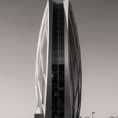 Abu Dhabi, Aldar HQ