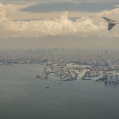 Vietnam Airlines Flight - Ho Chi MInh - Jakarta