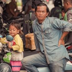 Jakarta, Glodok Chinatown Market