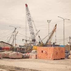 Jakarta, Sunda Kelapa harbor dock