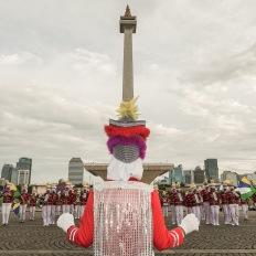 Jakarta, Monas (Monumen Nasional)