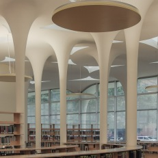 Taipei, Koo Chen-Fu Memorial Library