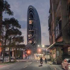 Taipei, Le Architecture
