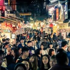 Taipei, Shilin Night Market