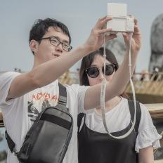 Ba Na Hills, Golden Bridge, Vietnam